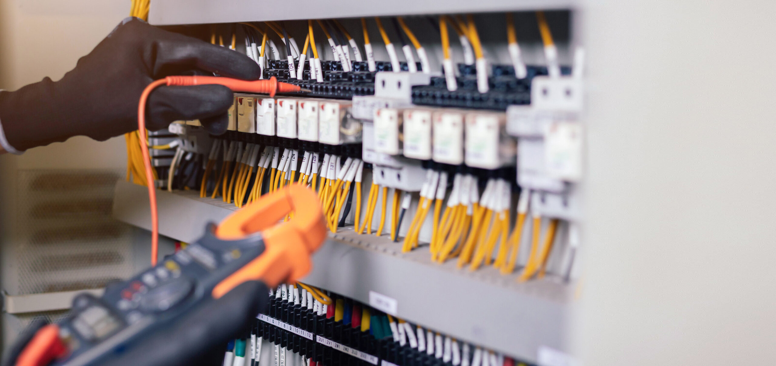 Revize elektrické rozvody